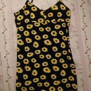 UO Sunflower Dress (NWOT)